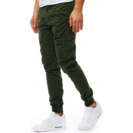 BASIC Khaki jogger kalhoty (ux1855) Velikost: 29