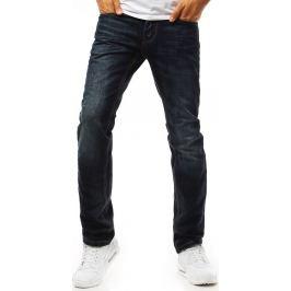 BASIC Pánské tmavě modré džíny (ux1965) Velikost: 29