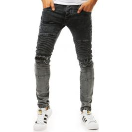 BASIC Černé džíny (ux1968) Velikost: 30