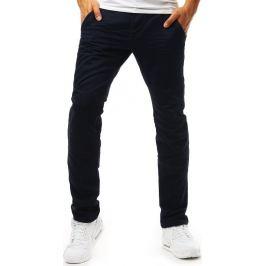 BASIC Pánské kalhoty - tmavě modrá (ux1975) Velikost: 29