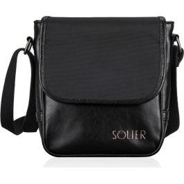 Pánská taška Solier (SL07 BLACK) Velikost: univerzální
