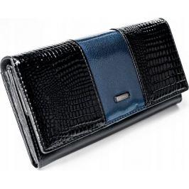 4U Cavaldi černo-modrá peněženka PX27-1 J BLUE Velikost: univerzální
