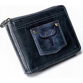 BUFFALO WILD pánská peněženka N992Z-NAP-CH NAVY Velikost: univerzální