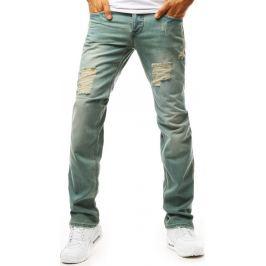 BASIC Pánské džíny s trhlinami  (ux1962) Velikost: 29