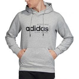 Adidas Brilliant Basics M Hoodie  EI4621 Velikost: S