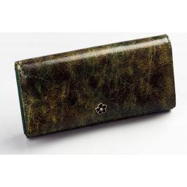 BASIC Zelená dámská peněženak PX24-2-JZ GREEN Velikost: univerzální