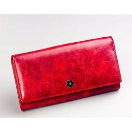 BASIC Červená dámská peněženka PX20-2-JZ RED Velikost: univerzální