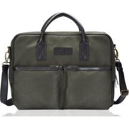 SOLIER Pánská khaki taška (S23 KHAKI) Velikost: univerzální