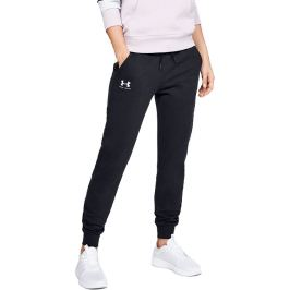 Under Armour Rival Fleece Sportstyle Graphic Pant 1348549-001 Velikost: S