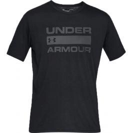 Under Armour Team Issue Wordmark SS Tee (1329582-001) Velikost: XL