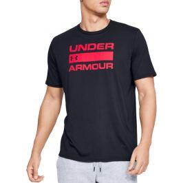 Under Armour Team Issue Wordmark SS Tee 1329582-003 Velikost: L