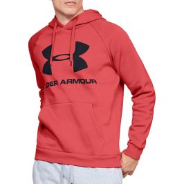 Under Armour Rival Fleece Sportstyle Logo Hoodie 1345628-646 Velikost: XL