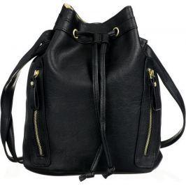 BASIC Černá dámská kabelka - HBFB105 Velikost: univerzální