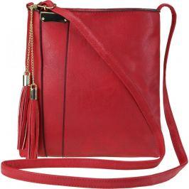 BASIC Červená crossbody kabelka - HBFB187 Velikost: univerzální