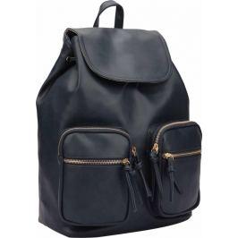 BASIC Modrý batoh s kapsami - HB8412 Velikost: univerzální