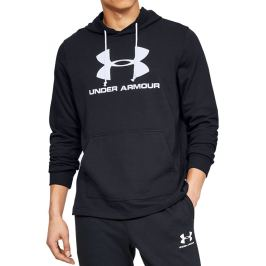 Under Armour Sportstyle Terry Logo Hoodie 1348520-001 Velikost: 2XL