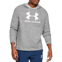 Under Armour Sportstyle Terry Logo Hoodie 1348520-112 Velikost: XL