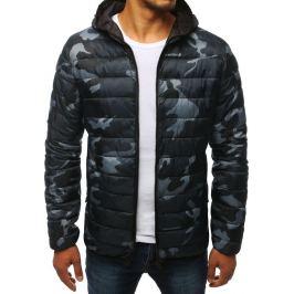 BASIC Černá vojenská přechodová bunda (tx2779) Velikost: S