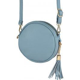 BASIC Modrá kulatá kabelka HBFB240 Velikost: univerzální