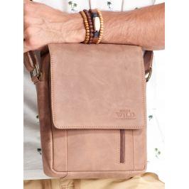 Always Wild pánská hnědá taška 1705-TGH L.BROWN Velikost: univerzální