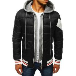 BASIC Černá zimní bunda (tx2841) Velikost: M