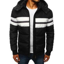 BASIC Černá zimní bunda (tx2843) Velikost: M