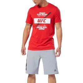 Reebok UFC Fan Fight For Yours Tee DU4581 Velikost: XL