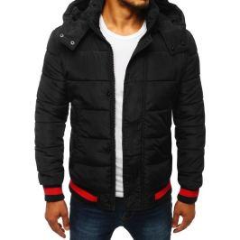 BASIC Černá zimní bunda (tx2845) Velikost: M