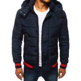 BASIC Granátová zimní bunda (tx2846) Velikost: M