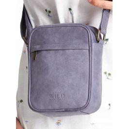 ALWAYS WILD Fialová pánská taška 5021-TGH NAVY Velikost: univerzální