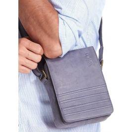 ALWAYS WILD Fialová pánská taška 503-TGH NAVY Velikost: univerzální