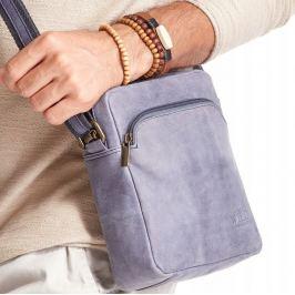 ALWAYS WILD Modrá pánská taška přes rameno 5742-TGH NAVY Velikost: univerzální