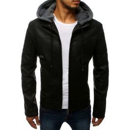 BASIC Černá podzimní bunda (tx2783) Velikost: M