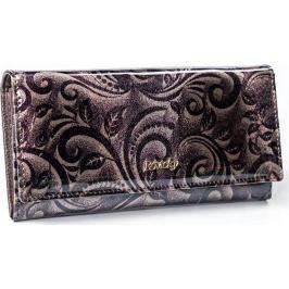 ROVICKY Hnědá peněženka 8805-JXW BLACK Velikost: univerzální