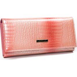 LORENTI Dámská růžová peněženka RFID 72064-SH-RFID Velikost: univerzální