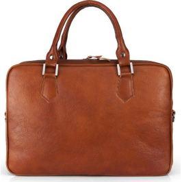 Hnědá pánská taška Solier (SL22 VINTAGE BROWN) Velikost: univerzální