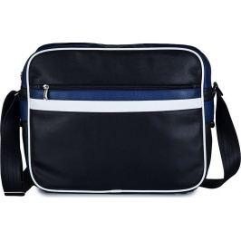 SOLIER Pánská modrá taška (MS1 BLUE) Velikost: univerzální