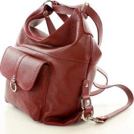 VERO STILO Dámská černá taška - batoh s116l Velikost: univerzální