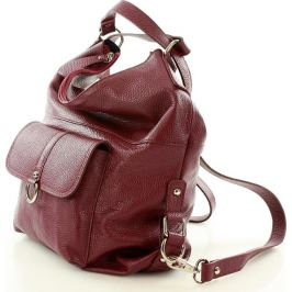 VEROSTILO Dámská červená taška - batoh s116m Velikost: univerzální