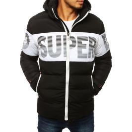 BASIC Pánská zimní bunda SUPER - černá (tx2907) Velikost: S