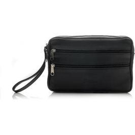 MILTON Pánská černá taška FELICE (ML30 BLACK) Velikost: univerzální