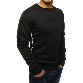 Basic pánská mikina - černá (bx4108) Velikost: M