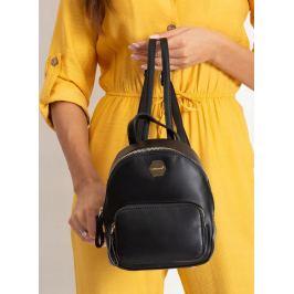 BASIC Černý dámský batoh 55262 BLACK Velikost: univerzální