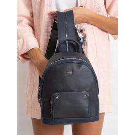 BASIC Modrý dámský batoh 3939 D.BLUE Velikost: univerzální