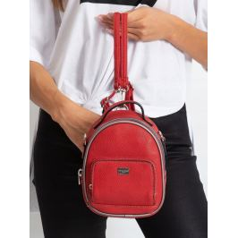 BASIC Červený malý batoh CM3790 RED Velikost: univerzální