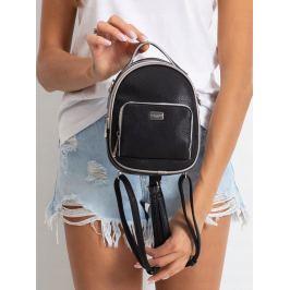BASIC Černý malý batoh CM3790 BLACK Velikost: univerzální