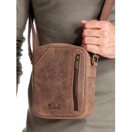 Always Wild hnědá taška přes rameno 8023-TGH D.BROWN Velikost: univerzální