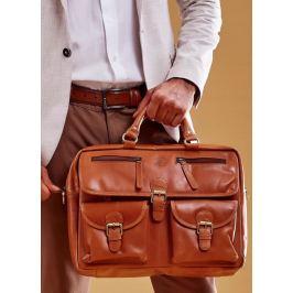 ALWAYS WILD Luxusní taška na notebook CP146 COG KABACHA Velikost: univerzální