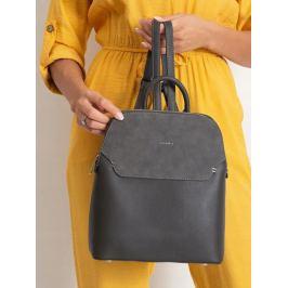 BASIC Dámský šedý batoh 5802-1 D.GREY Velikost: univerzální
