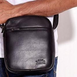 Always Wild pánská černá taška 8021-NDM BLACK Velikost: univerzální